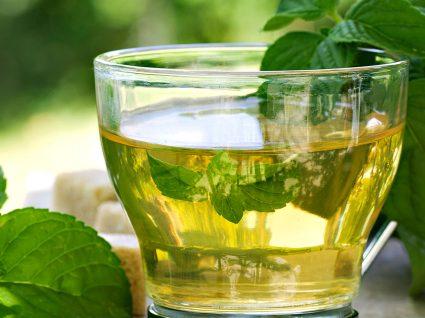As propriedades do chá verde