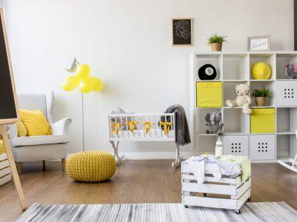 Sugestões para remodelar o quarto de criança por menos de 50€