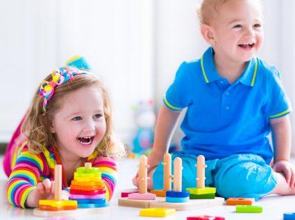 Jogos e brinquedos para ajudar no desenvolvimento intelectual dos bebés e crianças