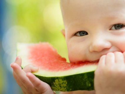 Como introduzir legumes e frutas na diversificação alimentar