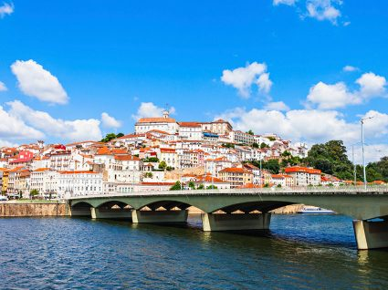 16 Locais a visitar em Coimbra