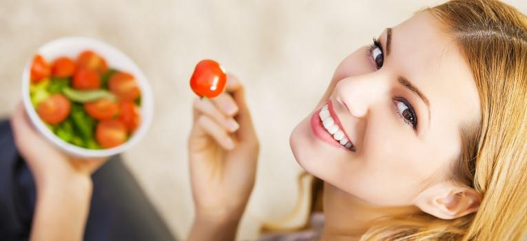 comer de forma saudavel