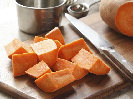 Como cozinhar batata-doce