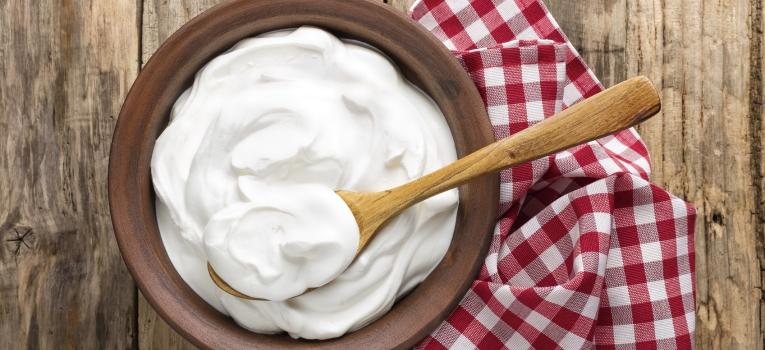 como fazer iogurte