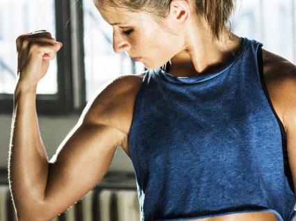 Como tonificar os braços sem ter que ir ao ginásio!