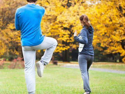 Exercício físico para o corpo e mente
