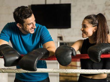 62% dos homens admite flirtar no ginásio