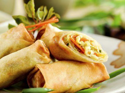 Crepes chineses: um toque asiático na sua cozinha