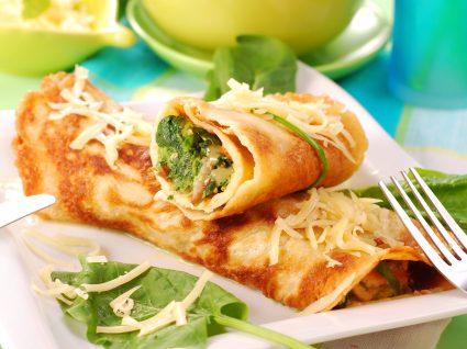 Crepioca recheada: 4 sugestões para refeições práticas