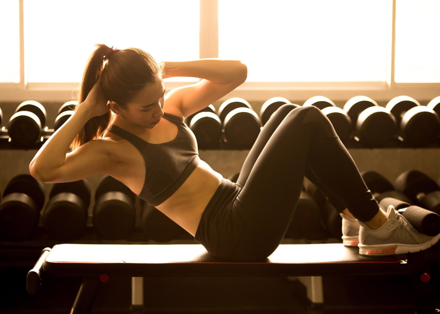 exercicios para abdominais obliquos