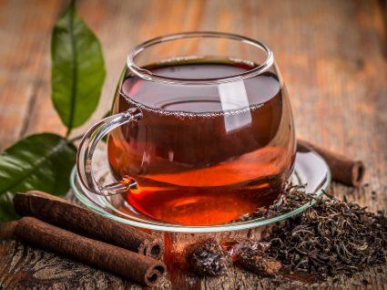 Chá preto: o chá estimulante