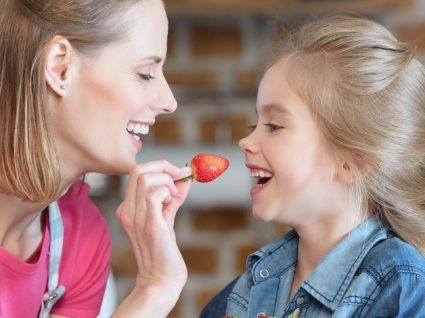 Estes são os principais erros na alimentação da criança