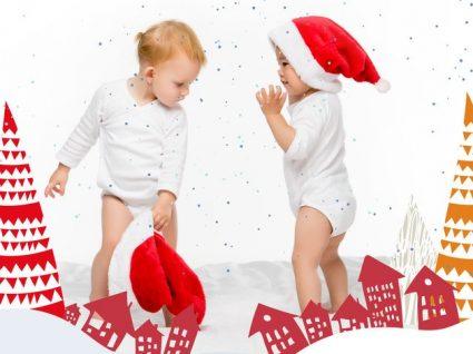 Roupinha de Natal para o seu bebé com descontos até 30%