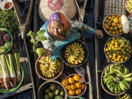 7 Dicas de segurança alimentar para quando vai viajar