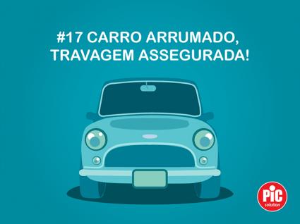 #17 CARRO ARRUMADO, TRAVAGEM ASSEGURADA!