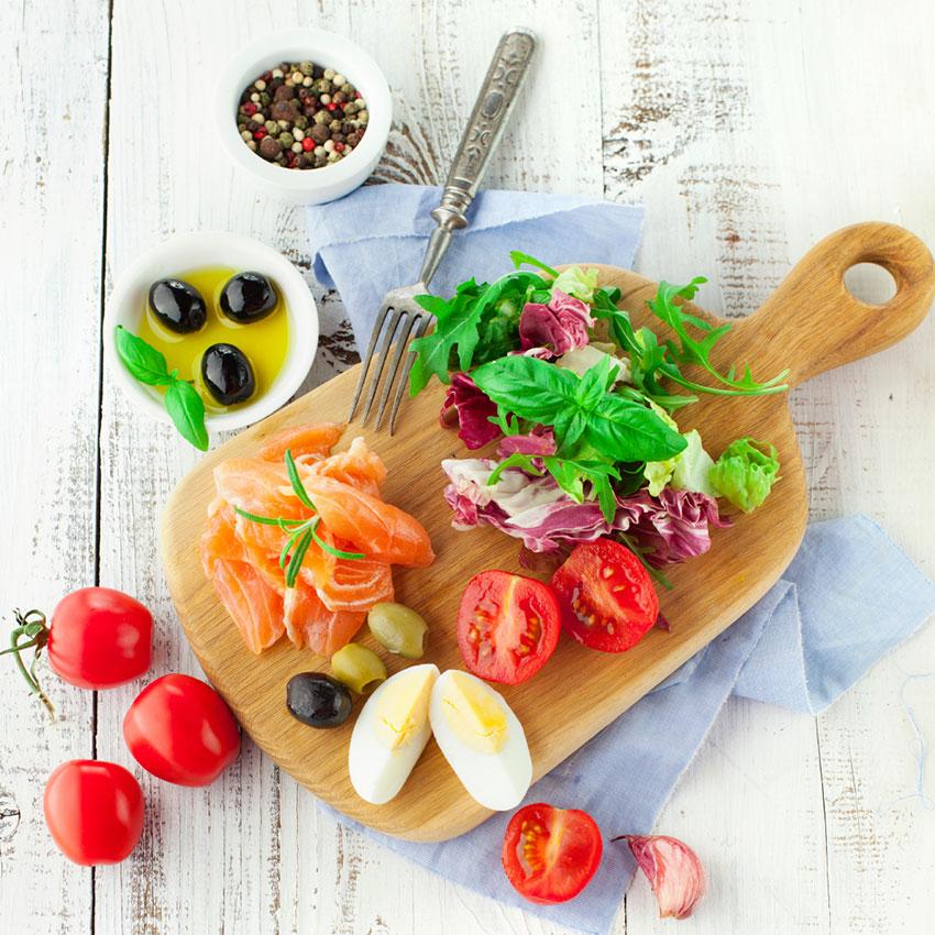 Dieta mediterrânica: a única que deve realmente seguir