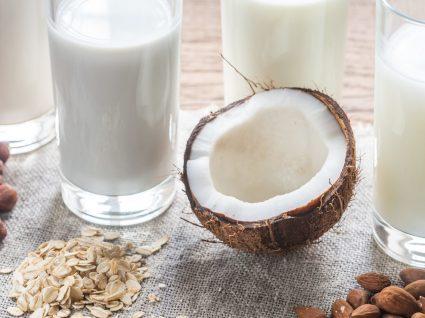 Bebidas alternativas ao leite: que opções?