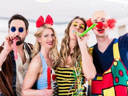 Os melhores disfarces de Carnaval para toda a família