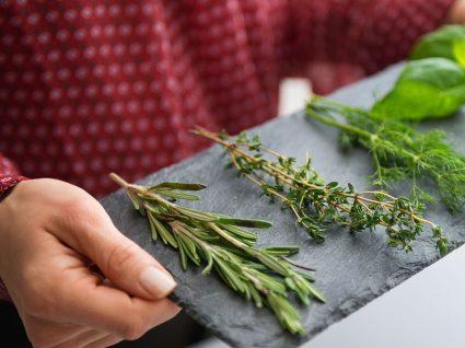 Propriedades das ervas aromáticas