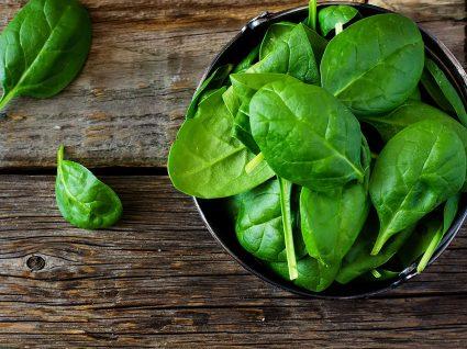 Espinafres: 5 boas razões para incluí-los na sua alimentação