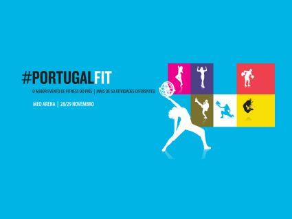 #PORTUGALFIT: o maior evento de fitness está a chegar!