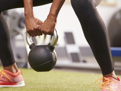 Exercícios com Kettlebell para pernas