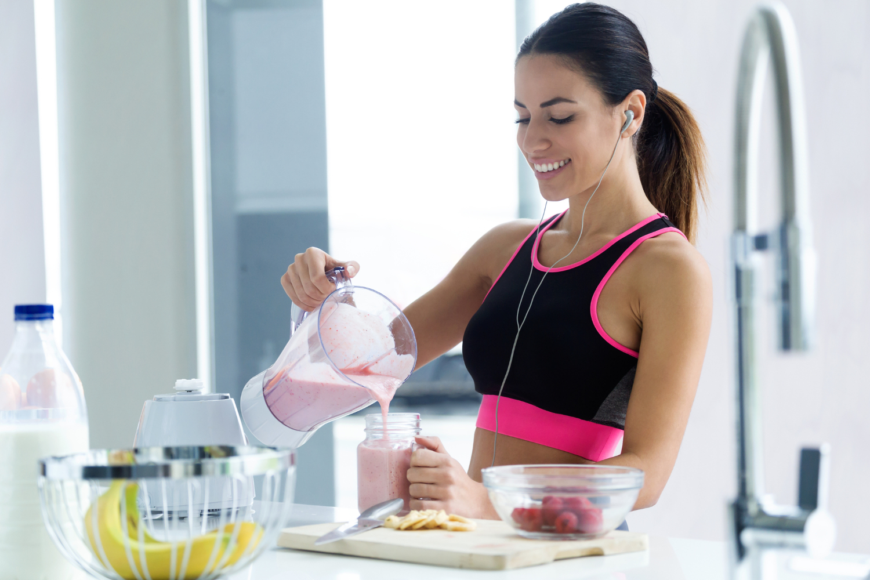 exercício e alimentação equilibrada