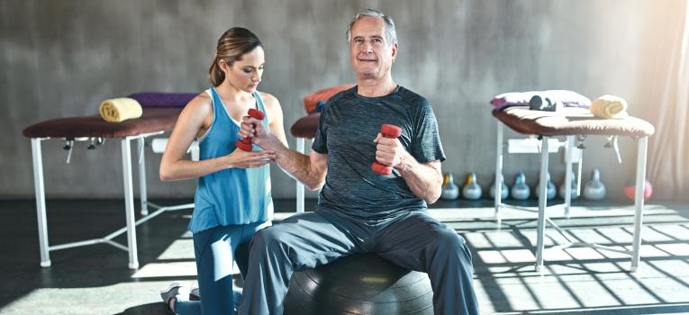 exercicio fisico para idosos