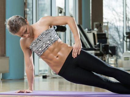 Exercícios com o peso do corpo