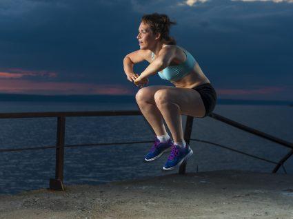 7 Exercícios sem equipamentos: circuito para fazer onde quiser