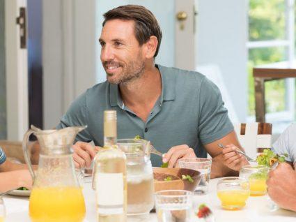 Regras à mesa: fundamental para uma alimentação saudável