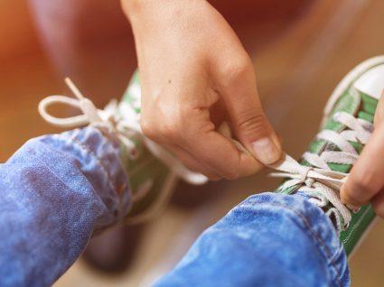 Calçado para bebé e criança com descontos até 70%