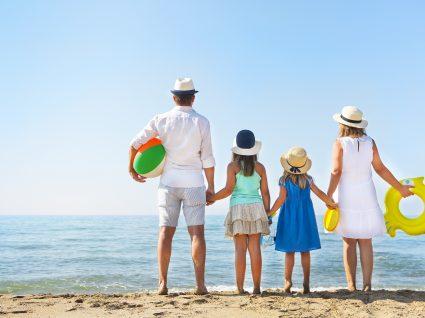 Vai de férias com crianças? Prepare-se fisicamente