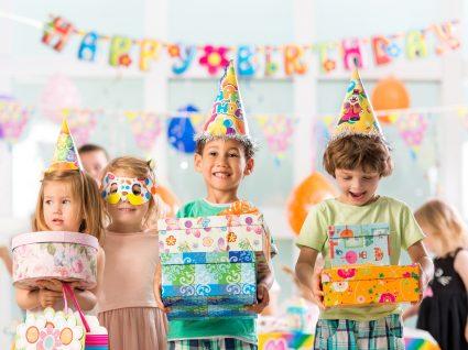 O que oferecer em festas de anos de crianças