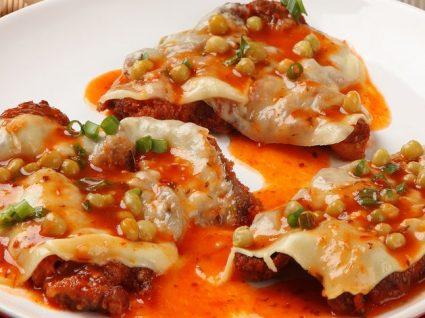 Receita original de bife à parmegiana: explosão de sabor num só prato