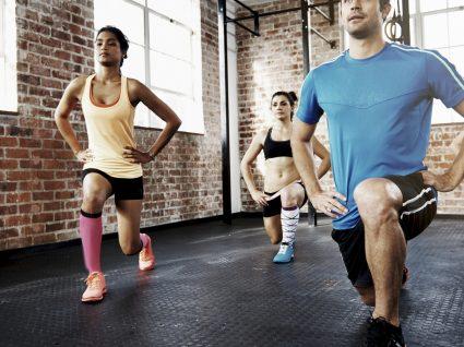 Exercícios para perder gordura localizada nas coxas