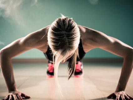 5 razões para incluir as flexões no seu treino diário