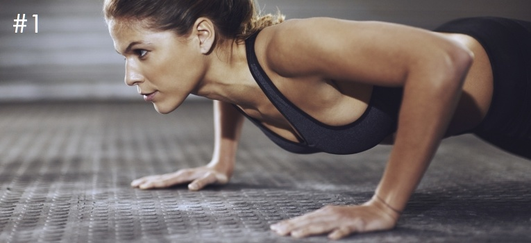 treino de 20 minutos intensivos e flexoes