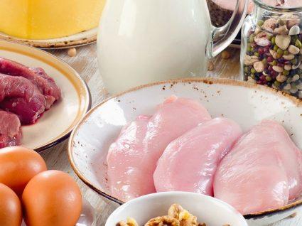 3 Mitos sobre o consumo de proteína a desmistificar