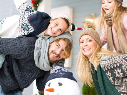 5 Formas de aproveitar o tempo de Natal em família