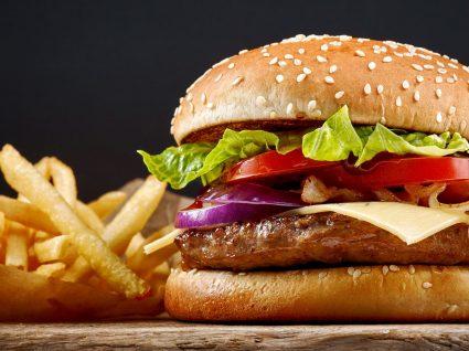 10 Alimentos mais calóricos que um Hamburguer do McDonald's
