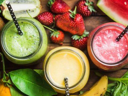 Smoothies saciantes: que alimentos escolher?