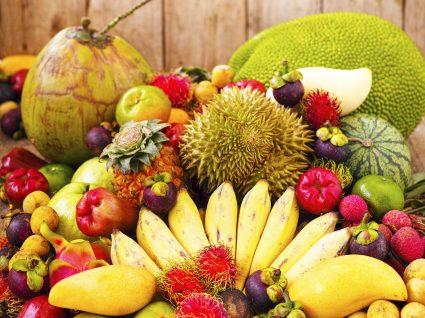Frutas exóticas: características e benefícios