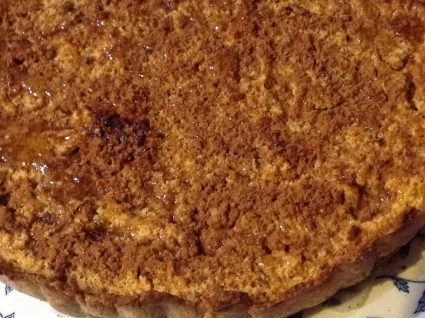 Tarte da felicidade: uma tarte de grão-de-bico imperdível