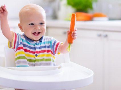 Os essenciais para a hora da papa do bebé