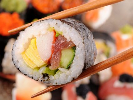 Restaurantes de sushi take away: de norte a sul do país