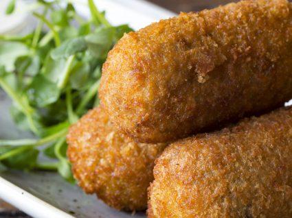 5 Receitas de croquetes saudáveis sem fritar