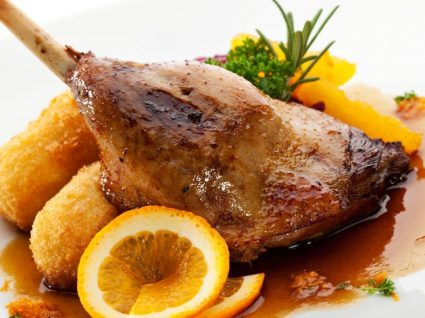 Pato com laranja: a mesma base, sabores diferentes