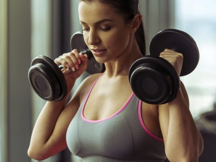 Como perder gordura nos braços?