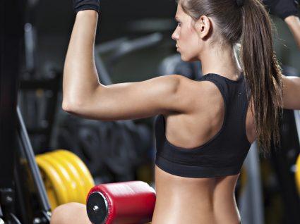 Exercícios para perder gordura nas costas